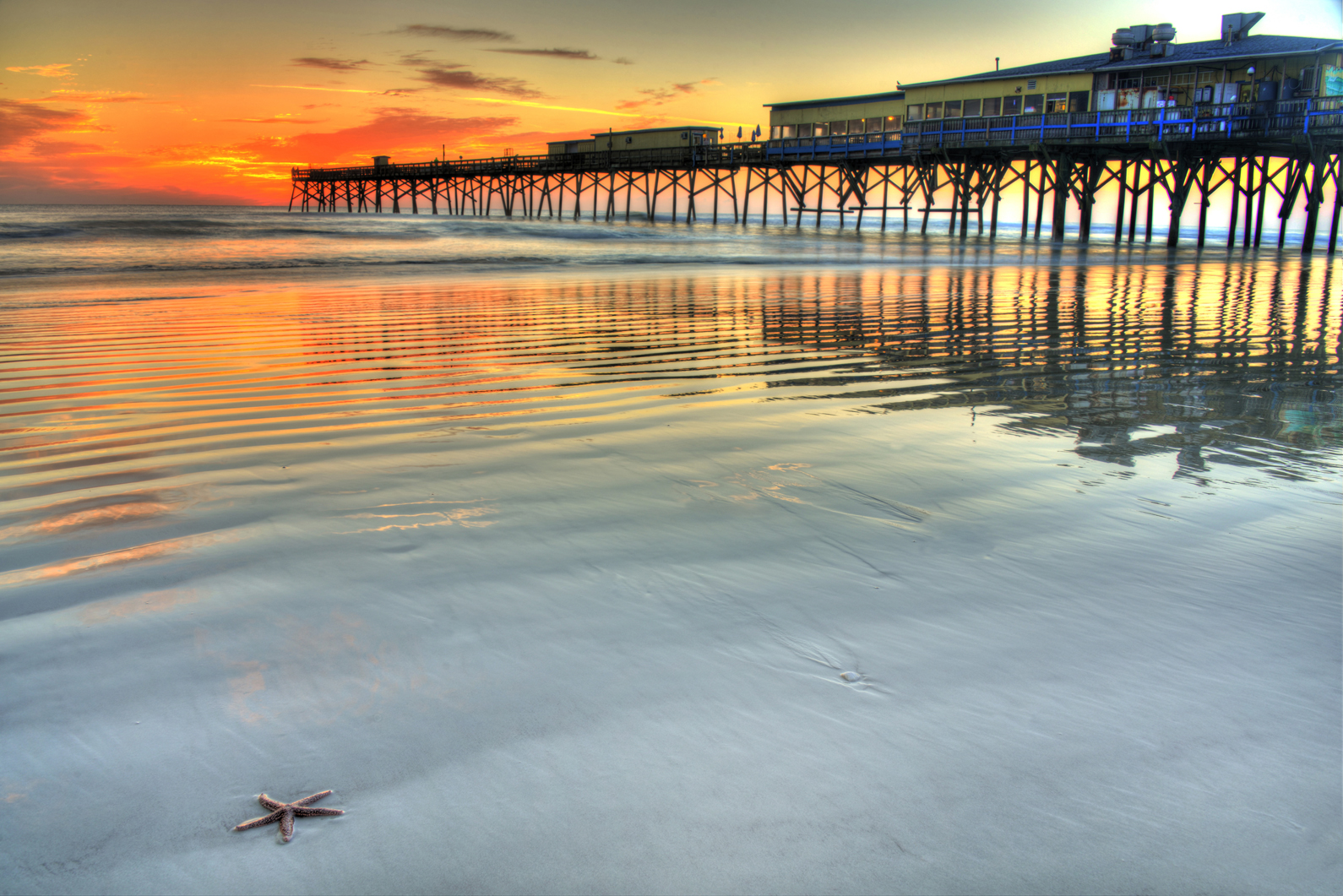 Sunglow Pier Credit Daytona Beach CVB