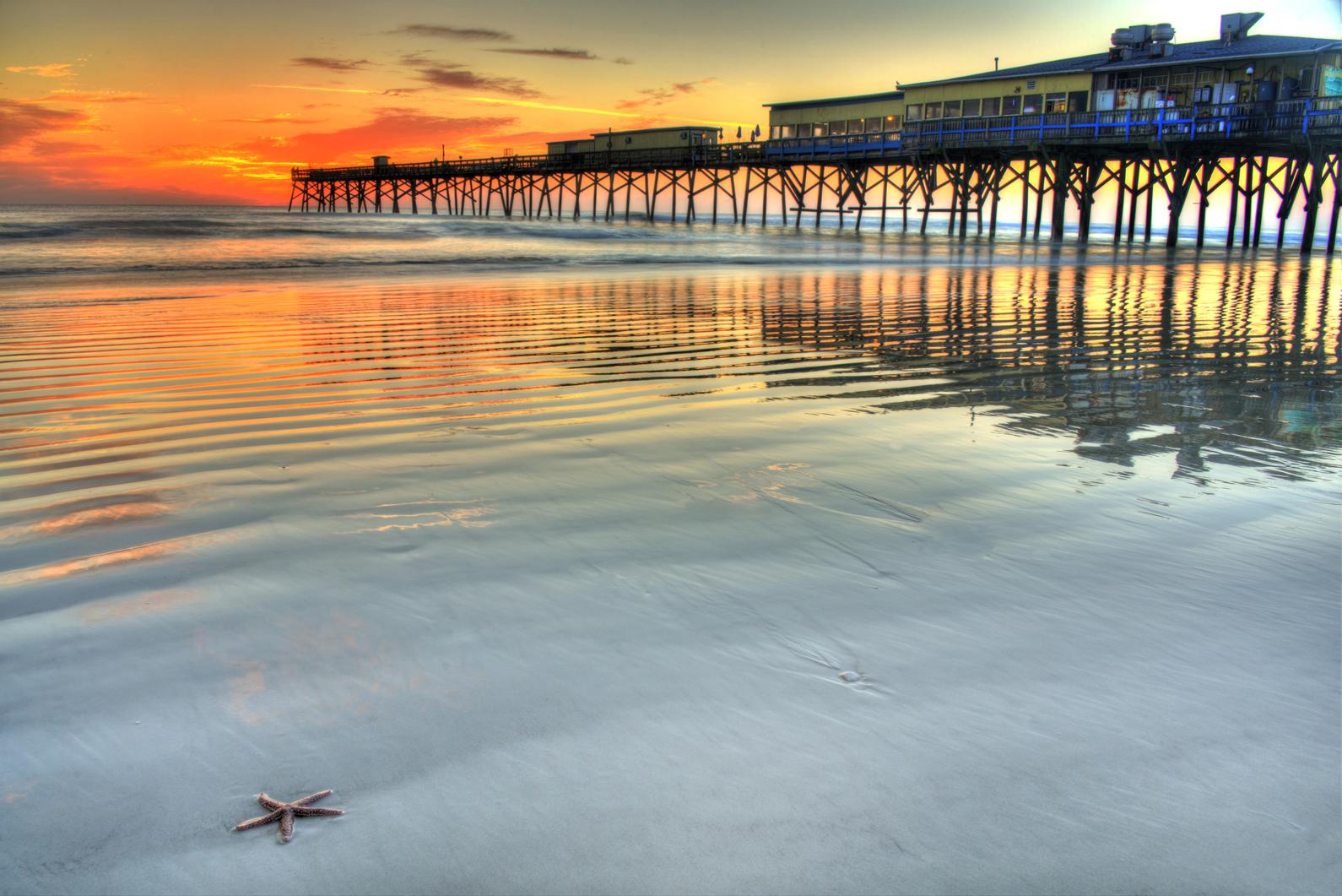 Sunglow Pier Credit Daytona Beach CVB