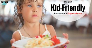 The Best Kid-Friendly Restaurants in Daytona Beach