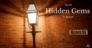 Top 10 Hidden Gems in Boston