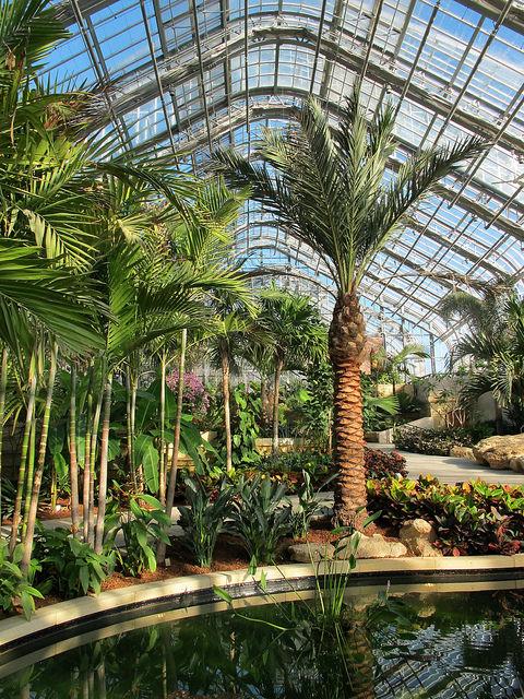 Kristine Paulus Lauritzen Gardens, Omaha, NE
