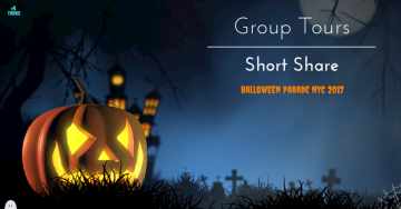 Short Share: Halloween Parade NYC