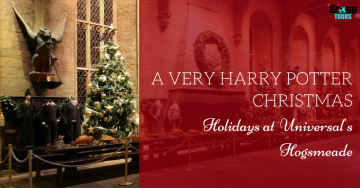 A Very Harry Potter Christmas: Holidays at Universal's Hogsmeade