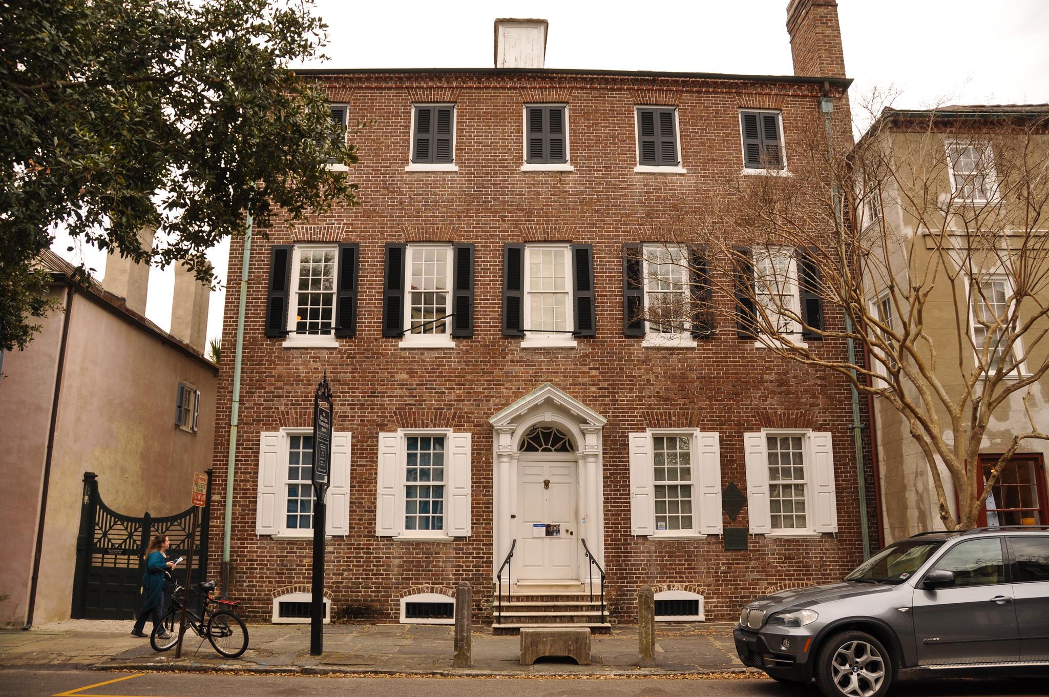 Heyward Washington House James Willamor Flickr