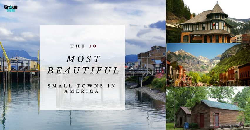 Tiny House Town Beautiful Seattle Tiny House: The 10 Most Beautiful Small Towns In America