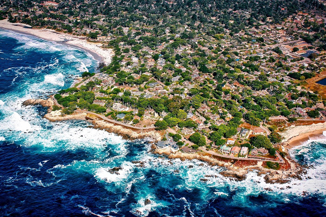 Carmel By The Sea Pixabay Public Domain