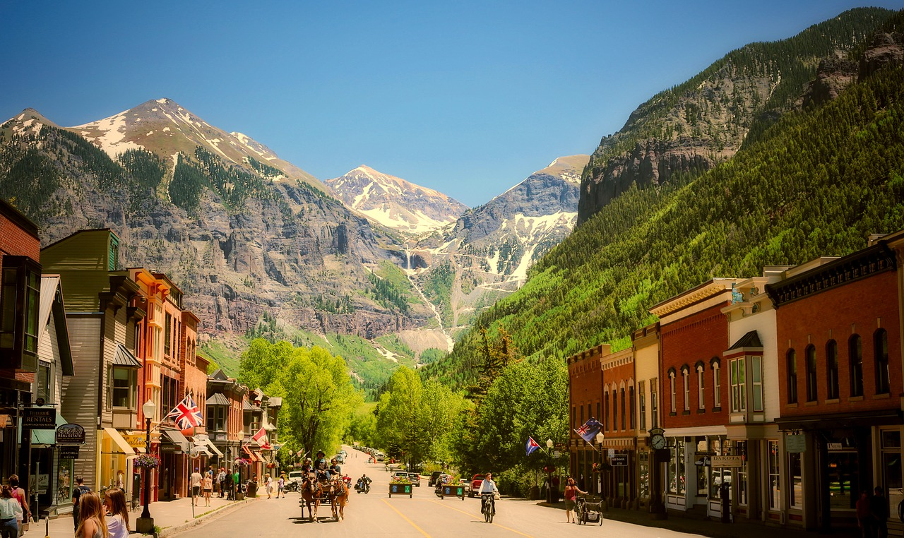 Telluride CO Group Tours