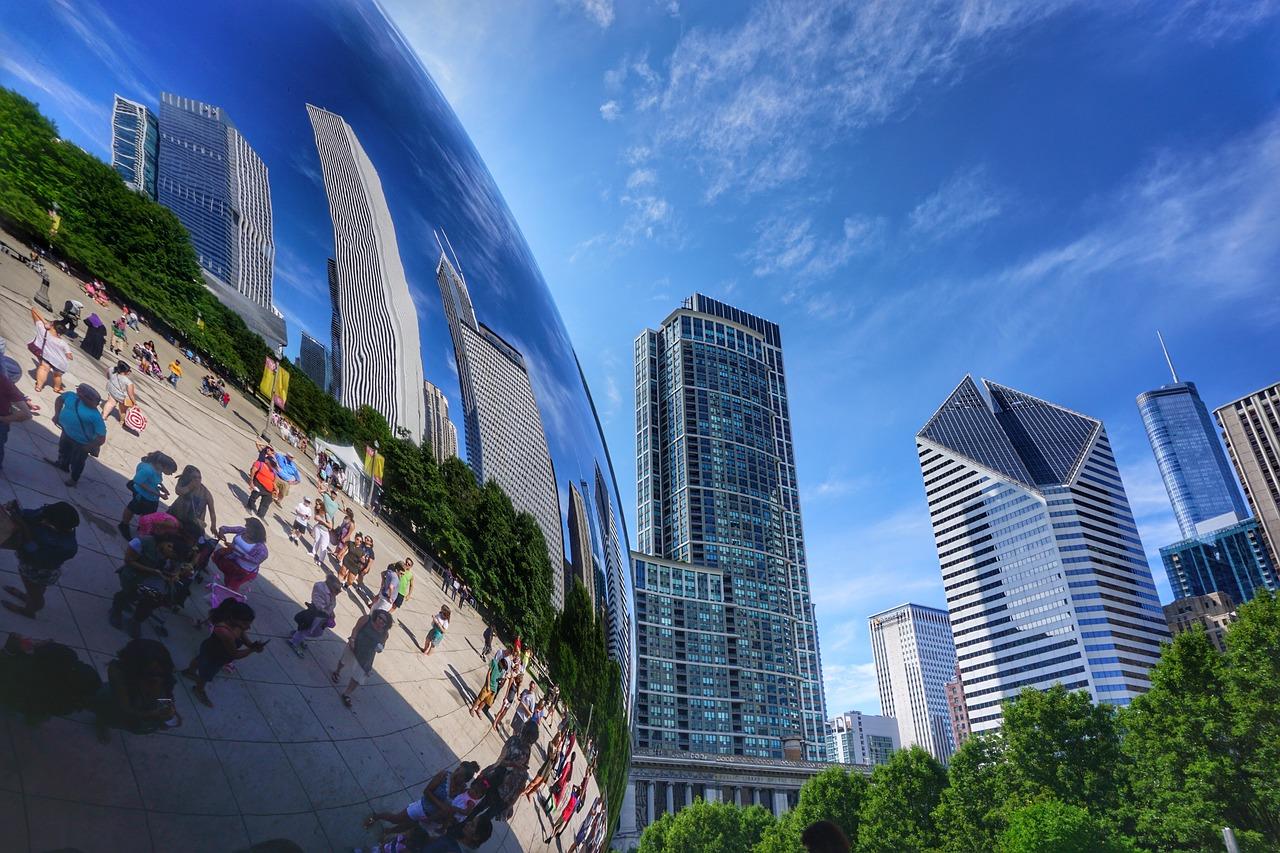 Chicago Group Tours Public Domain