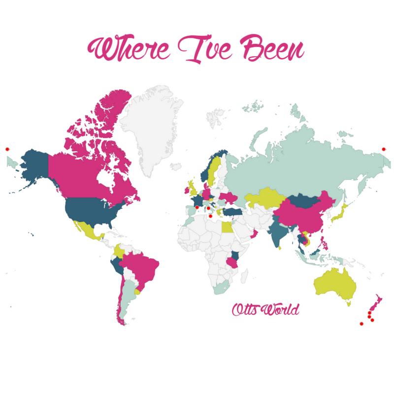 Otts World Map