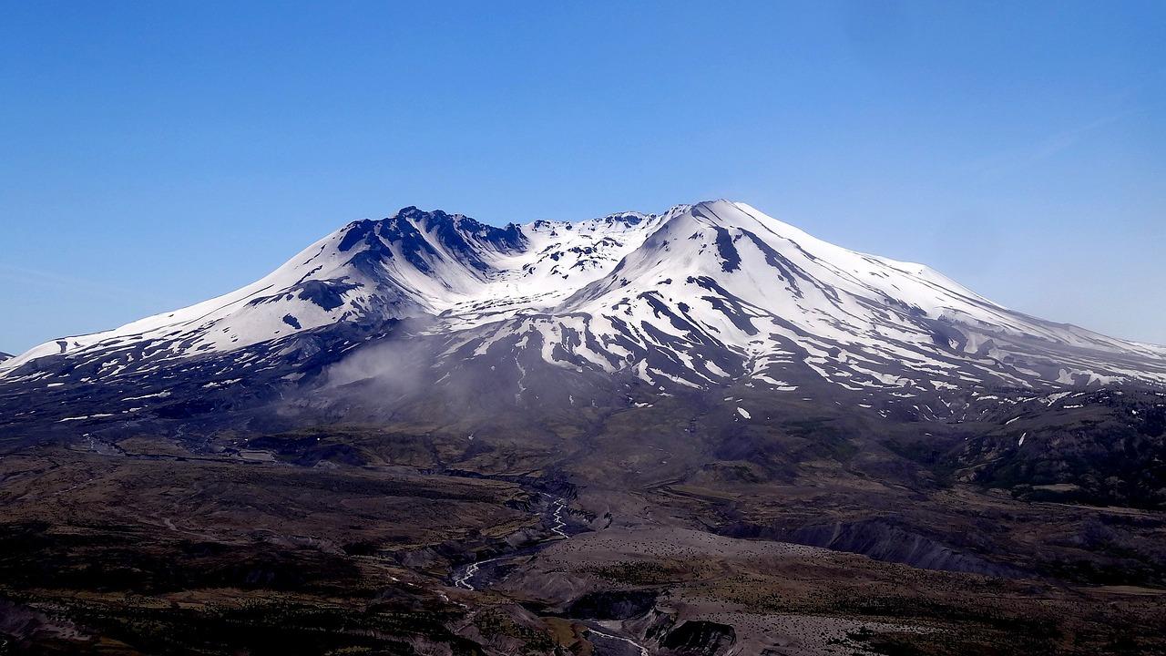 Mt. St. Helens, Washington Pixabay Public Domain