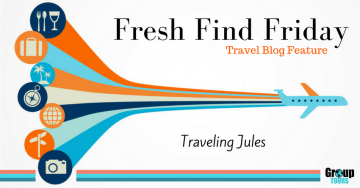 Fresh Find Friday: Traveling Jules