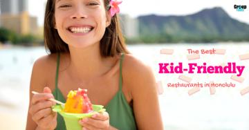 The Best Kid-Friendly Restaurants in Honolulu