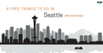 6 Free Things to Do in Seattle with your Group