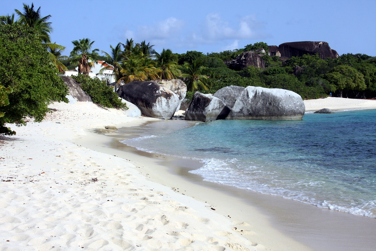 Virgin Gorda Virgin Islands
