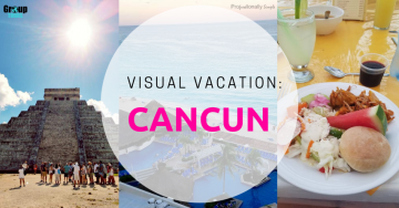 Visual Vacation: Cancun