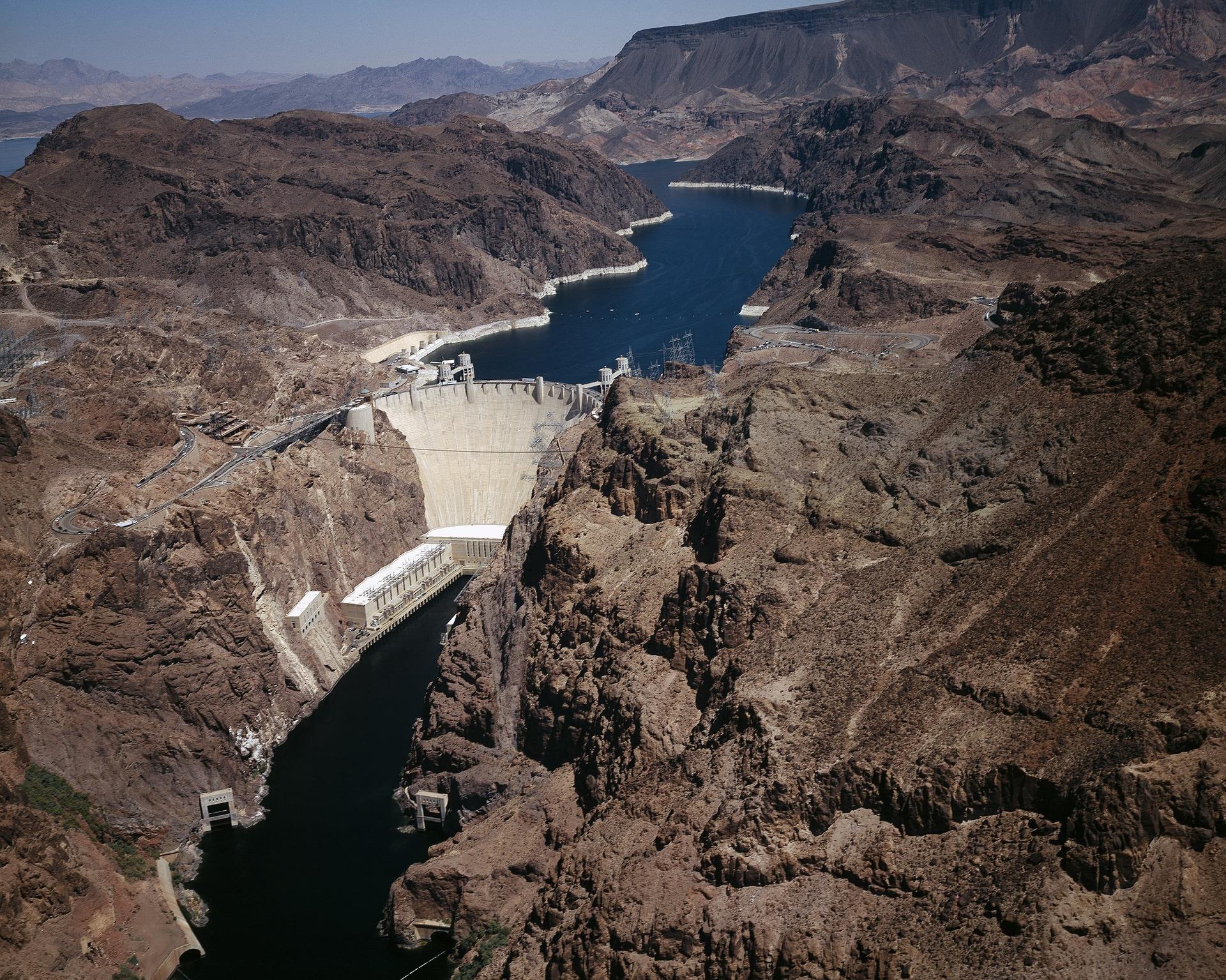Hoover Dam Pixabay Public Domain