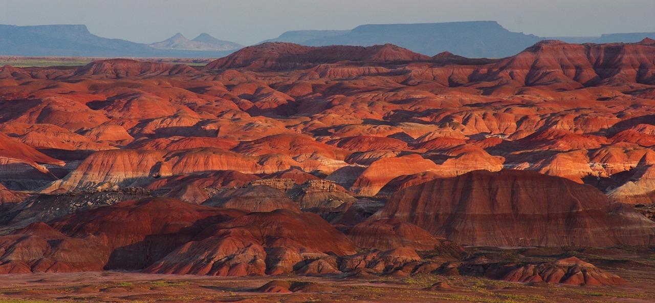 Painted Desert Pixabay Public Domain
