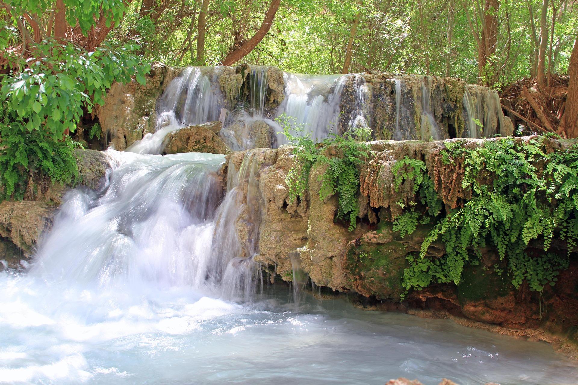 Havasu Falls Pixabay Public Domain