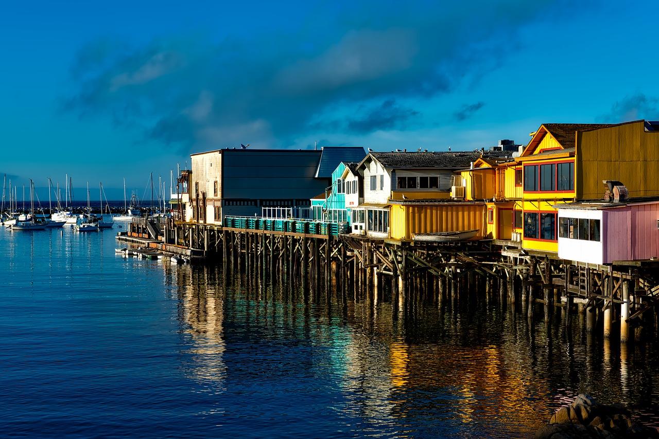Fisherman's Wharf - Pixabay - Public Domain
