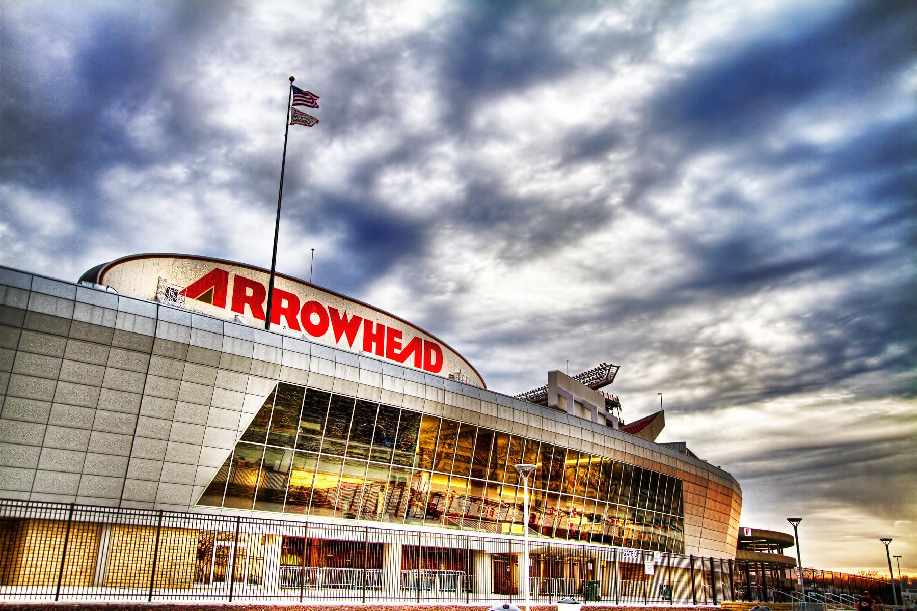 Arrowhead Stadium Credit VisitKC