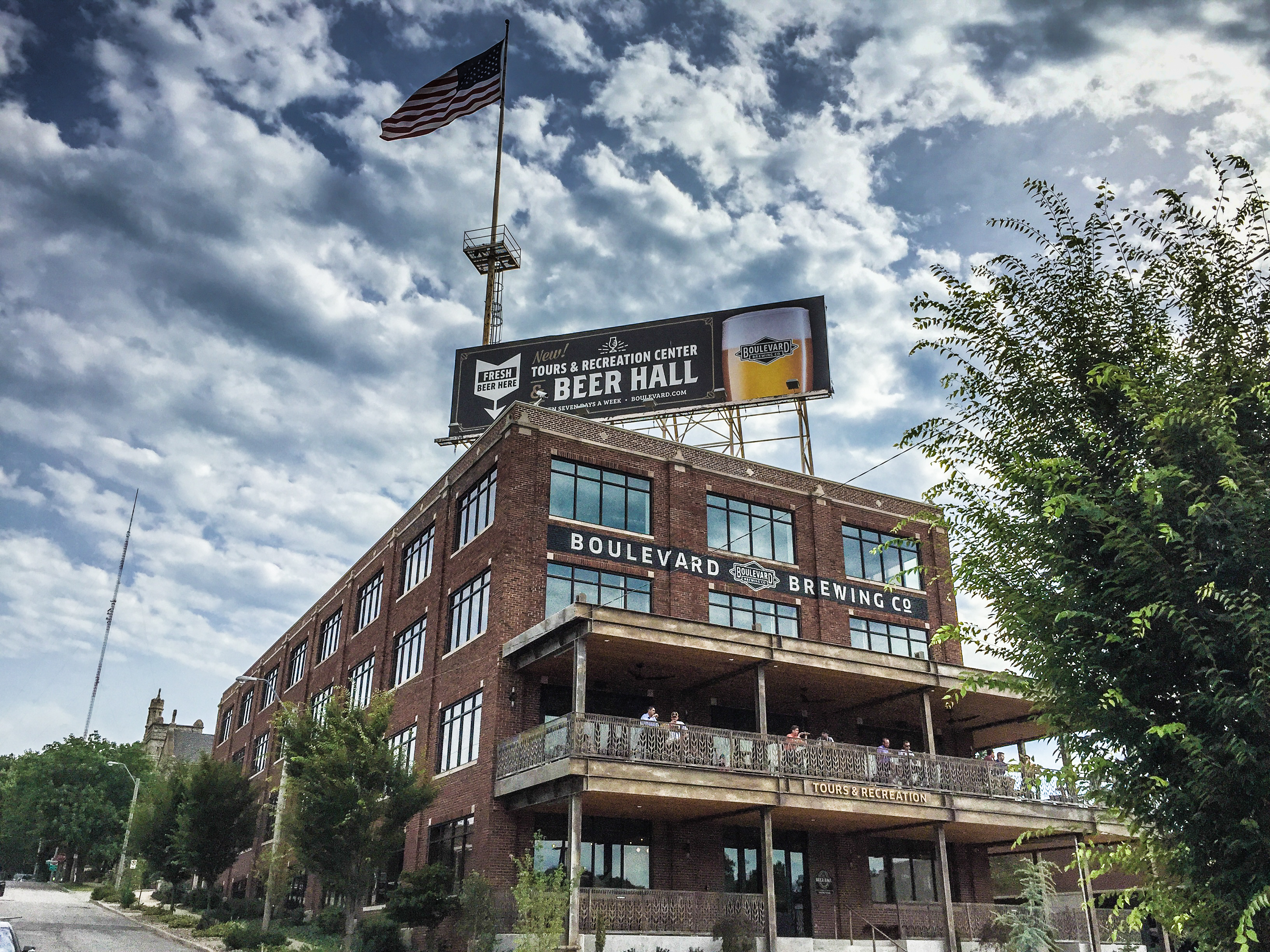 Boulevard Beer Hall Credit VisitKC