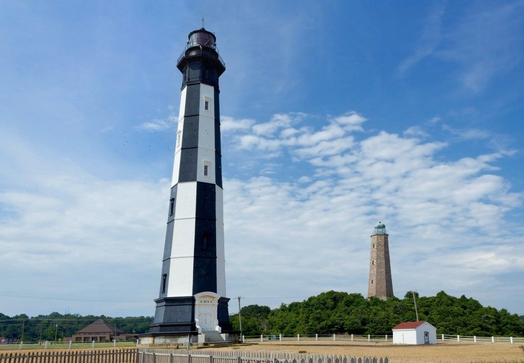 Cape Henry Lighthouses Dollarphotoclub Purchased