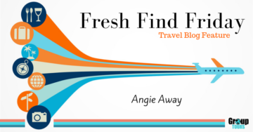 Fresh Find Friday: Angie Away