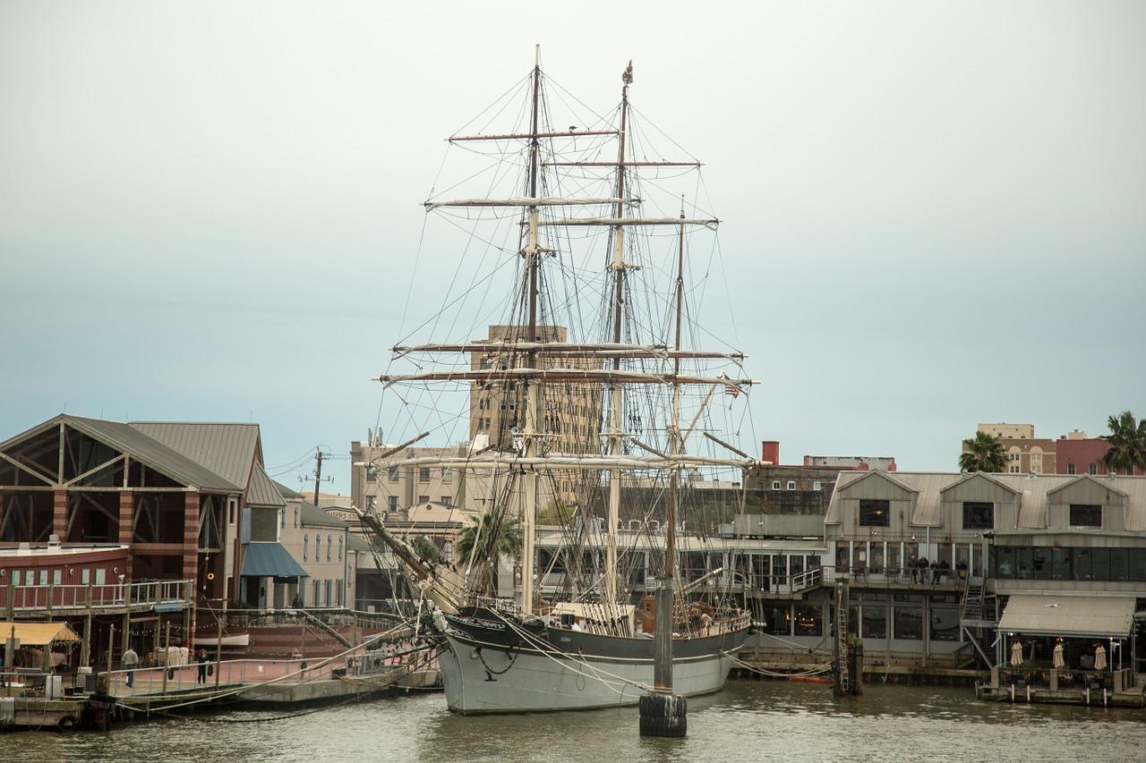Pier 21 Galveston