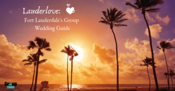 Lauderlove: Fort Lauderdale's Group Wedding Guide