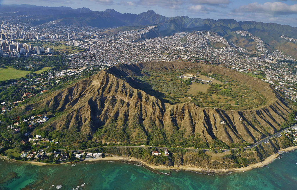 Diamond Head Pictures and Images Public Domain