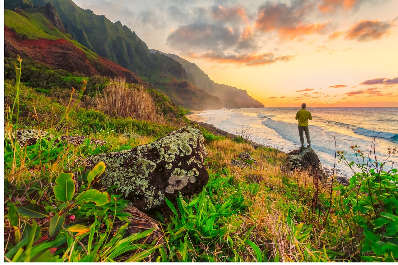 Hawaii Vistas Pixabay Public Domain