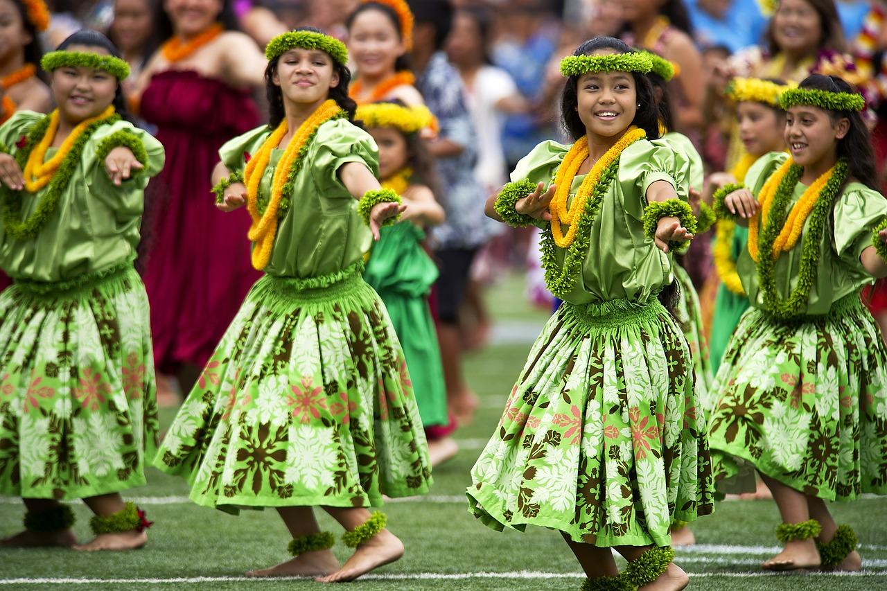 Hawaiian Hula Dancers Pixabay Public Domain