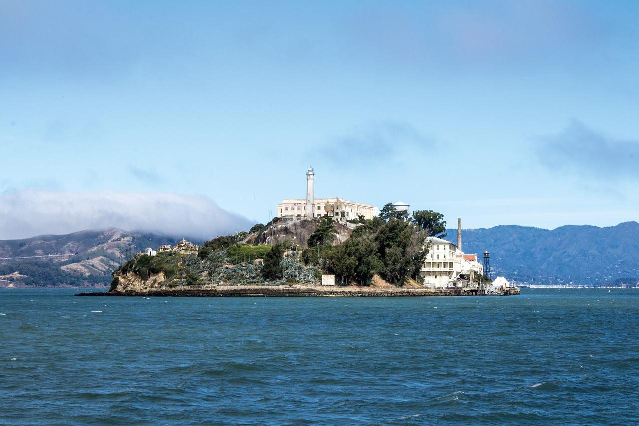 Alcatraz Pixabay Public Domain