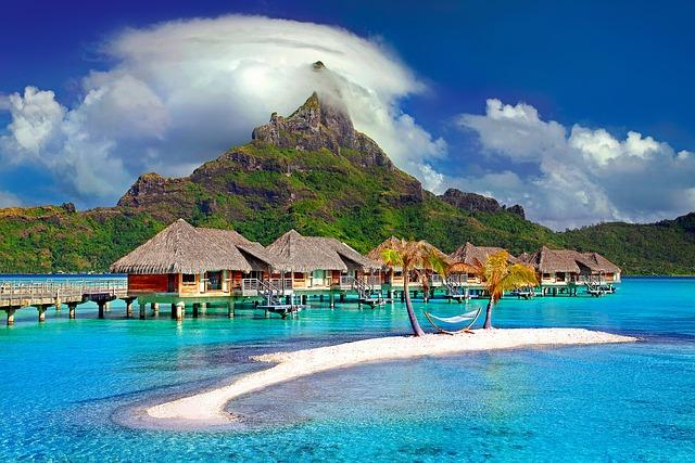 Bora Bora Pixabay Public Domain