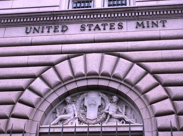 The U.S. Mint Denver Pixabay Public Domain