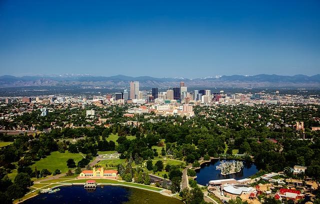 Denver Public Park Pixabay Public Domain