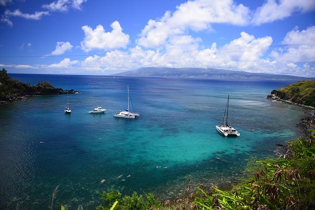 Hawaiian Bay Pixabay Public Domain