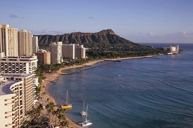 Honolulu Pixabay Public Domain