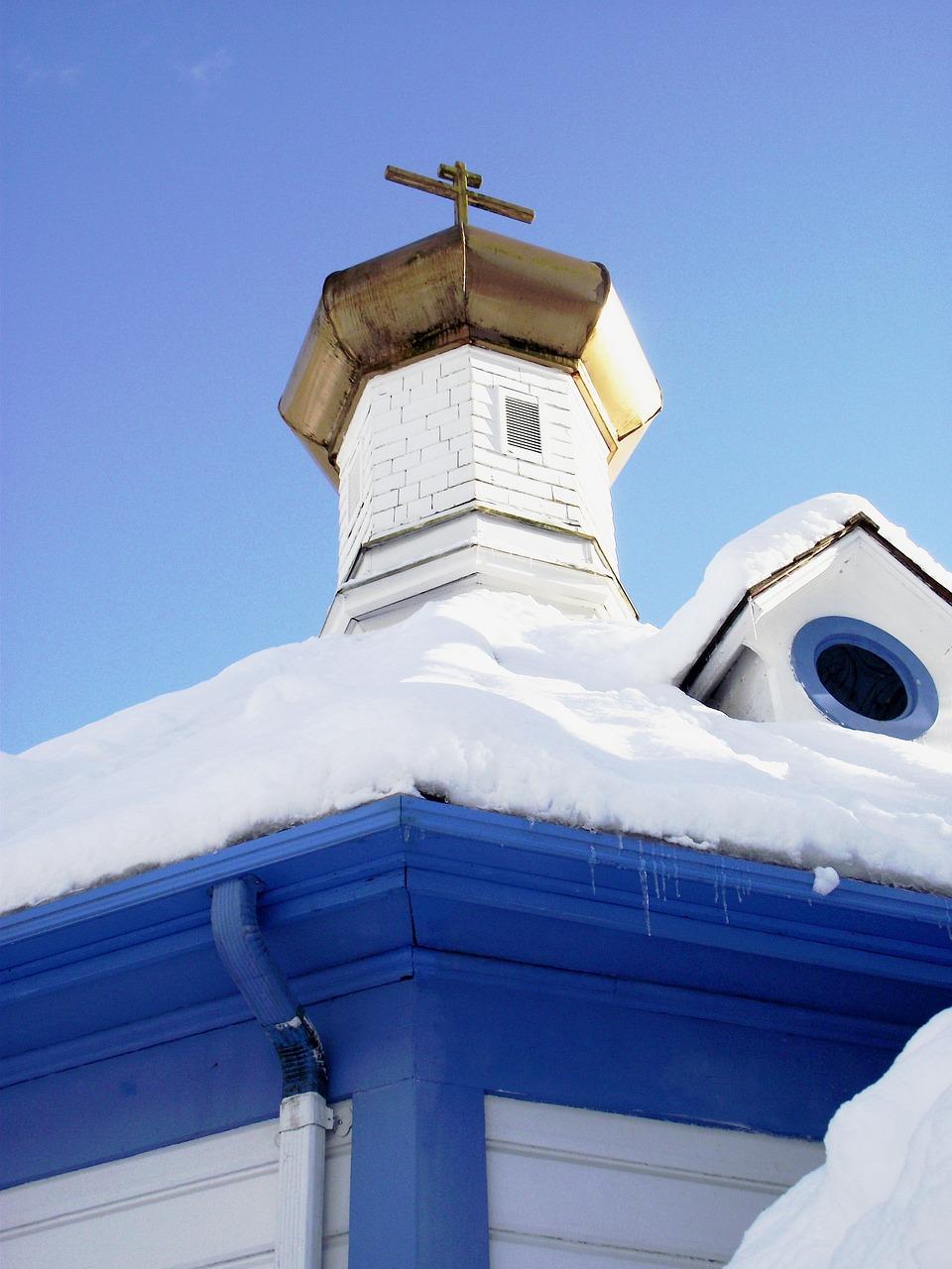 St. Nicholas Russian Orthodox Church Pixabay Public Domain
