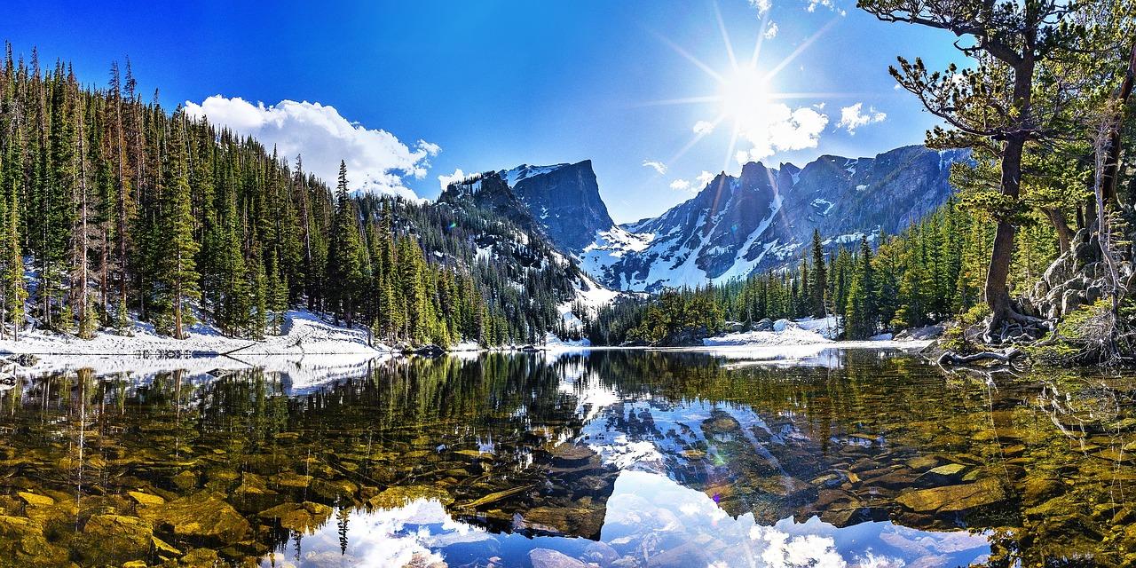 Rocky Mountain National Park Pixabay Public Domain