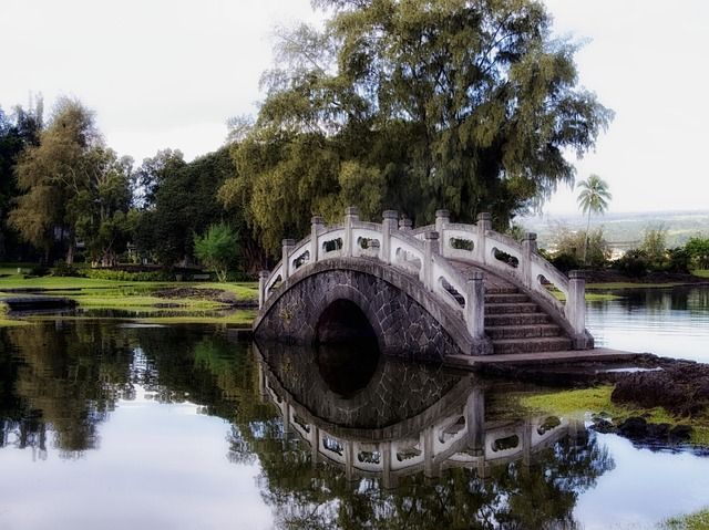 Liliuokalani Park and Gardens Pixabay Public Domain