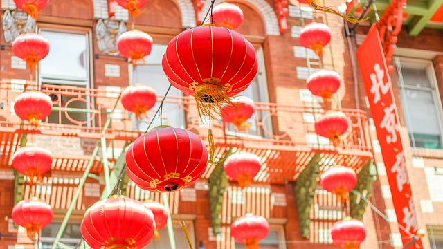 Chinatown San Fran Pixabay Public Domain