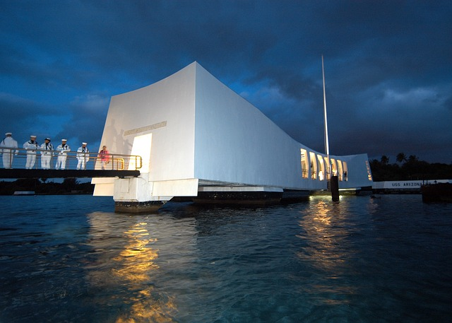 Pearl Harbor National Memorial Pixabay Public Domain