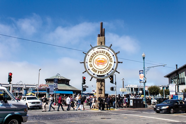 Fisherman's Wharf San Francisco Pixabay Public Domain