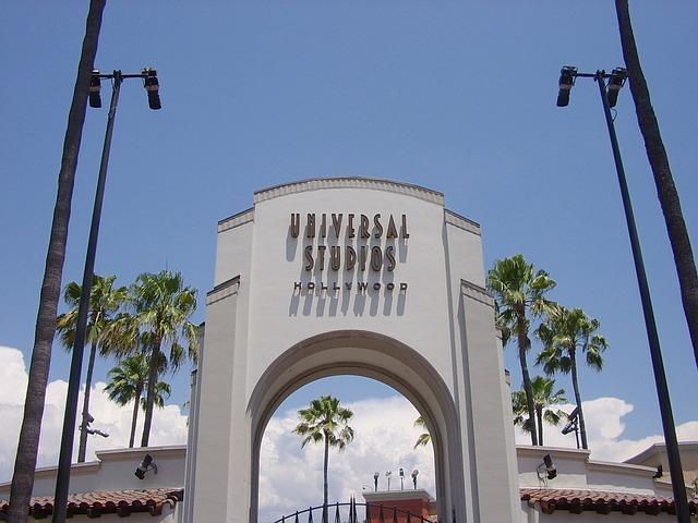Universal Studios Hollywood Pixabay Public Domain