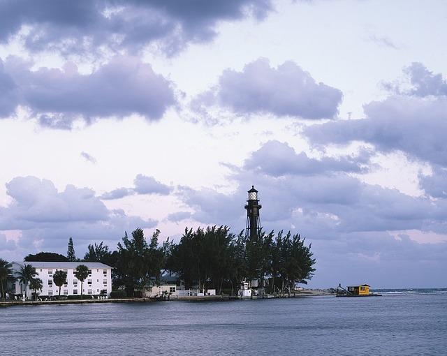 Hillsboro Lighthouse Pixabay Public Domain