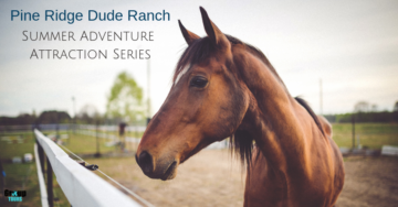 Pine Ridge Dude Ranch: Summer Adventure Attraction Series