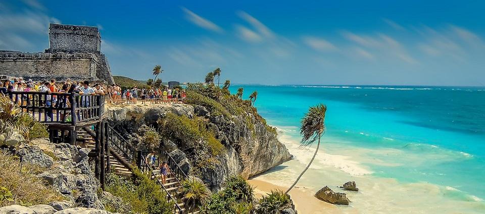 Tulum Shore Pixabay Public Domain