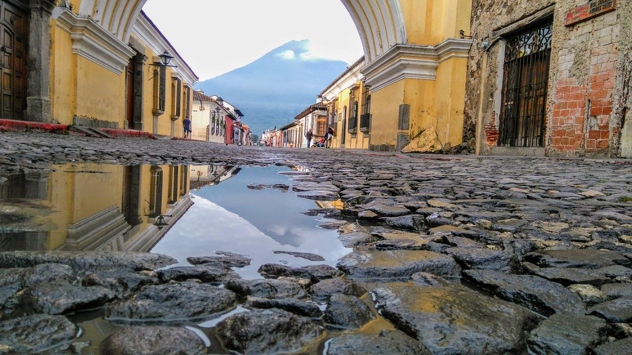 Antigua Guatemala Pixabay Public Domain