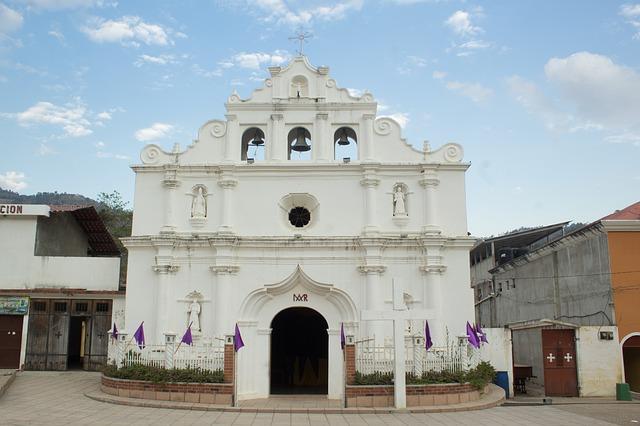 Guatemala City Architecture Pixabay Public Domain